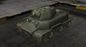 Танк МТ-25 в World of Tanks