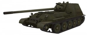 СУ-100М в World of Tanks