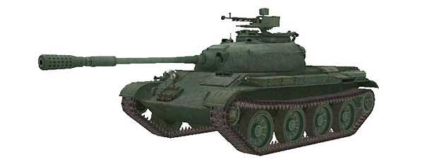 Танк 59-16 в World of Tanks