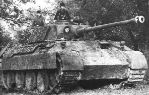 Танк PzKpfw V Panther ausf.D