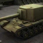 СУ 100Y World of tanks