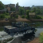 Leopard I World of Tanks, Leopard I WoT, Leopard I мир танков
