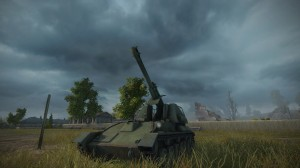 СУ-122А в World of Tanks