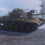 Танк М60 в World of Tanks 01