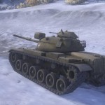 Танк М60 в World of Tanks 02