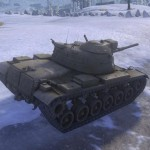 Танк М60 в World of Tanks 03