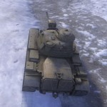 Танк М60 в World of Tanks 04