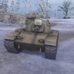 Танк М60 в World of Tanks 05