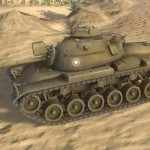 Танк М60 в World of Tanks 06