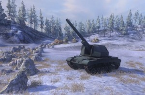 Bat Chatillon 155 55 в World of Tanks