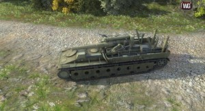 СУ-14-1 в World of Tanks