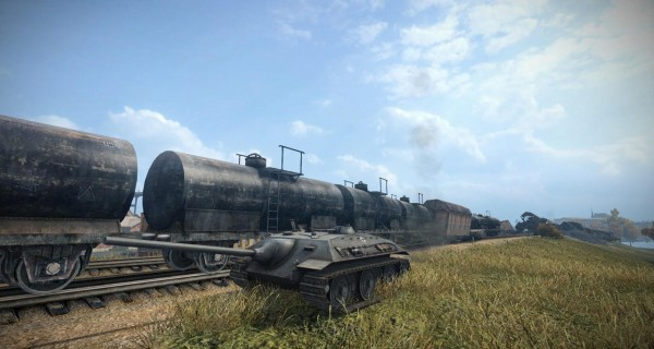E-25 в World of Tanks -05