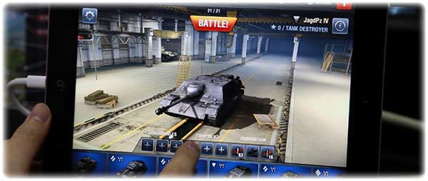 Обзор World of Tanks Blitz