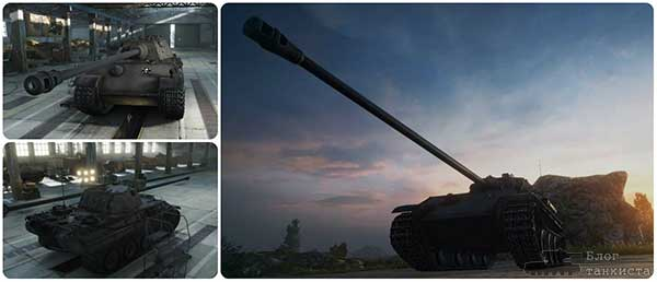 HD модель Panther в World of Tanks