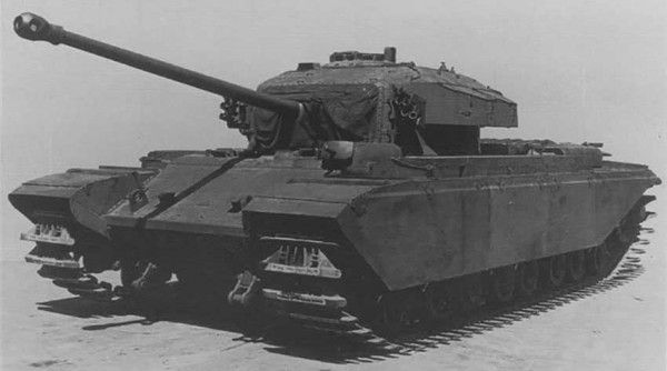 A45 Infantry Support Tank