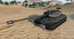 Объект 260 в World of Tanks