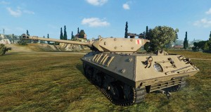 Achilles в World of Tanks
