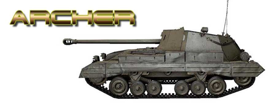 Archer в World of Tanks