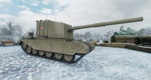 FV4005 Stage II в World of Tanks