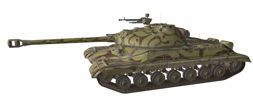 ИС-5 (Объект 730) в World of Tanks