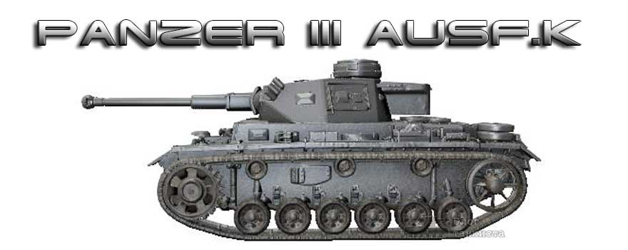 Panzer III Ausf.K в World of Tanks