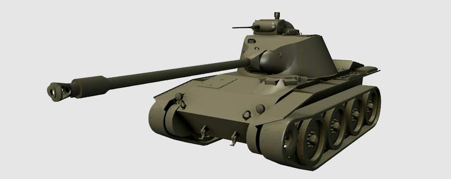 T71 CMCD в World of Tanks