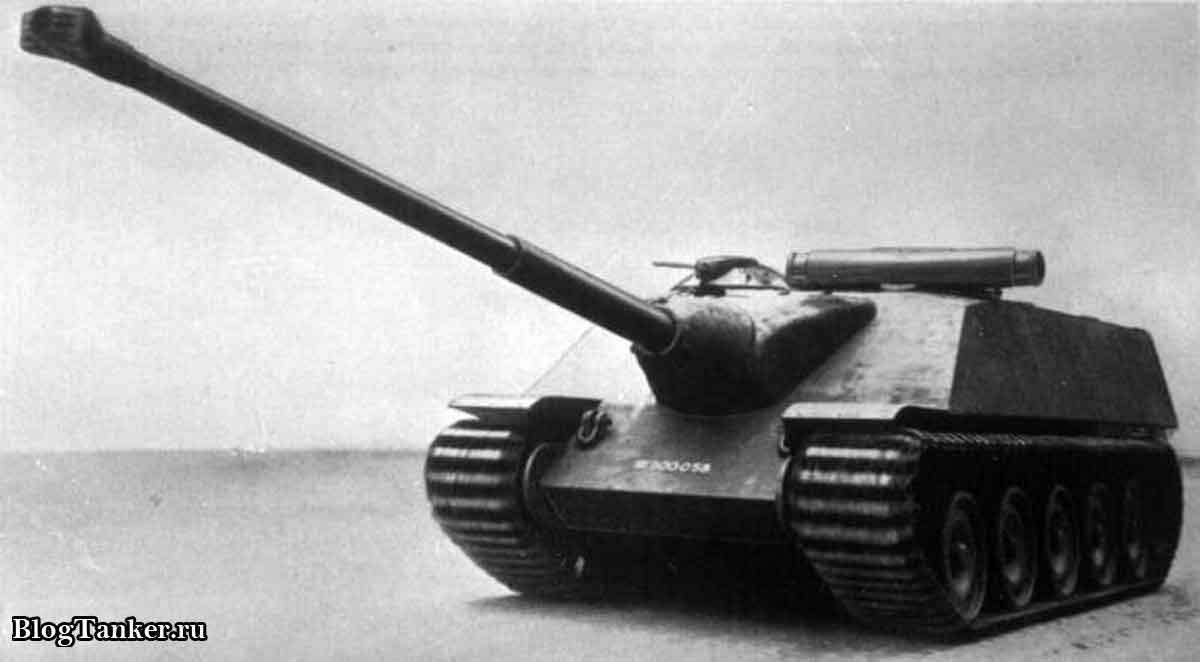 AMX 50 Foch, танк AMX 50 Foch, AMX 50 Foch world of tanks