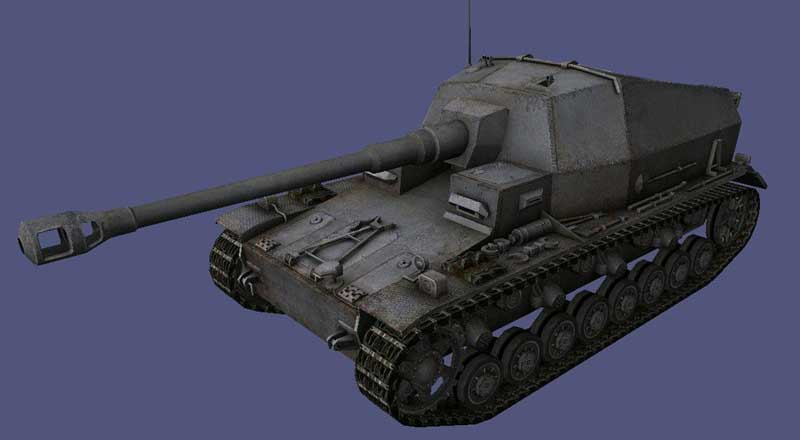 Dicker Max в World of Tanks